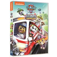 Patrulla Canina Paw Patrol 21: Ultimate rescue - DVD