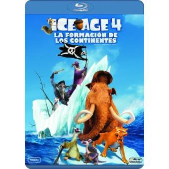 Ice Age 4: La formación de los continentes - Blu-Ray