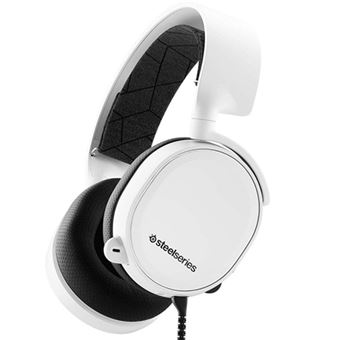 Auriculares gaming Steelseries Arctis 3 Blanco