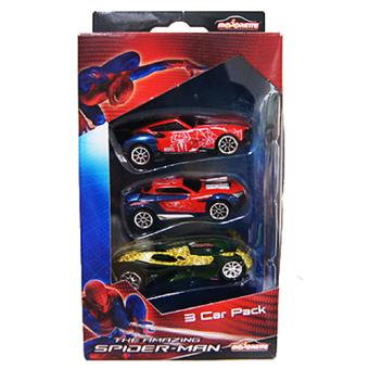 Amazing Spiderman (3 coches)