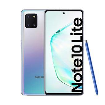 Samsung Galaxy Note10 Lite LTE 6,7'' 128GB Plata