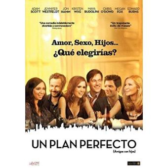Un plan perfecto - Blu-Ray