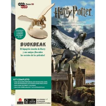 Incredibuilds: Harry Potter. Buckbeak