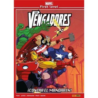 Marvel First Level nº 03: Los Vengadores ¡Contra el Mandarín!