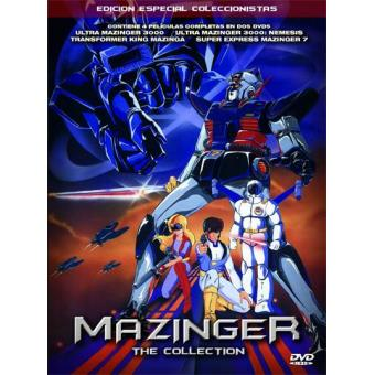 Pack Mazinger: The Collection - DVD