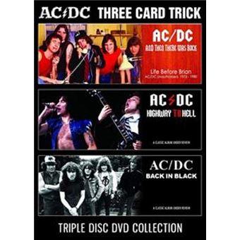Three Card Trick DVD