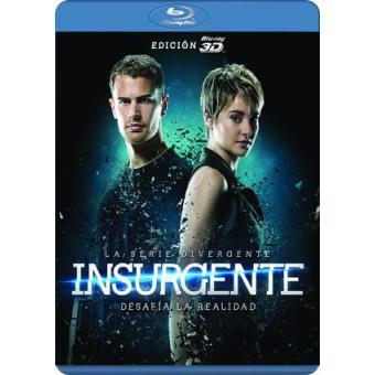 09846a538d Insurgente. La serie Divergente - Blu-Ray + 3D - Robert Schwentke ...