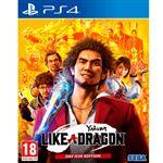 Yakuza Like a Dragon: Day Ichi Edition PS4