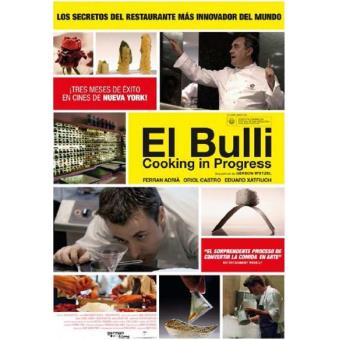 El Bulli: Cooking In Progress - DVD