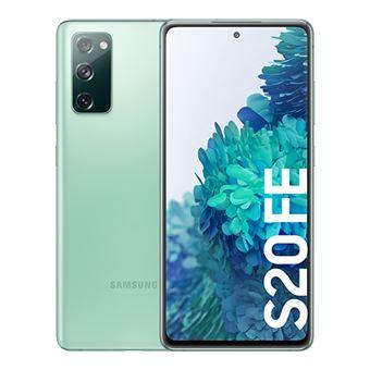 Samsung Galaxy S20 FE 6,5'' 128GB Verde