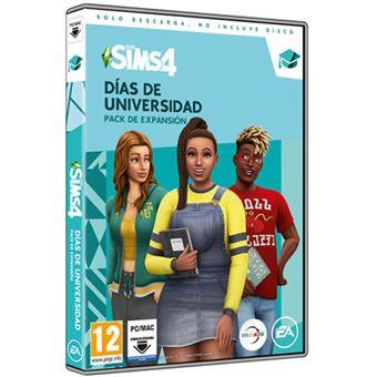 Los Sims 4 Días de Universidad PC