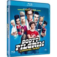 Scott Pilgrim contra el mundo - Blu-Ray