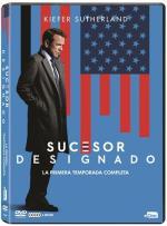 Sucesor designado - Temporada 1 - DVD