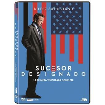 Sucesor designado  Temporada 1 - DVD