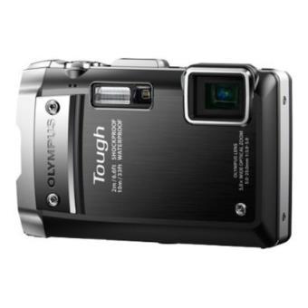 Olympus TG810 Negra Cámara Sumergible Compacta Digital