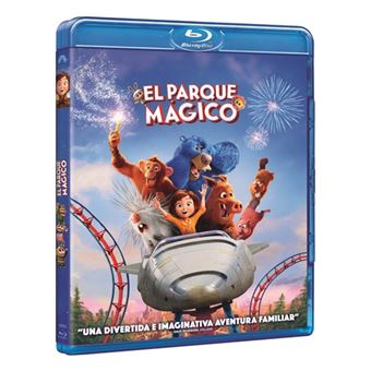El parque mágico - Blu-Ray