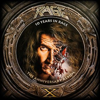 10 Years in Rage - 2 CD
