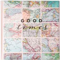 Álbum de fotos tradicional Erik Travel Map 29 x 29 cm