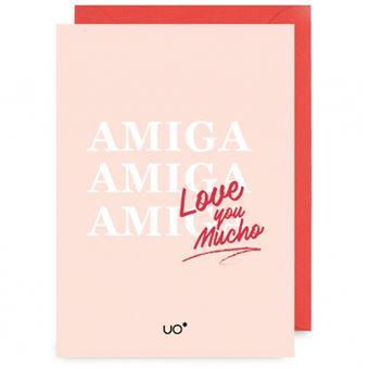 UO Postal - Amiga , love you mucho