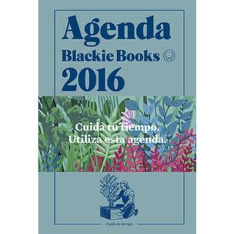 Agenda 2016 Blackie Books