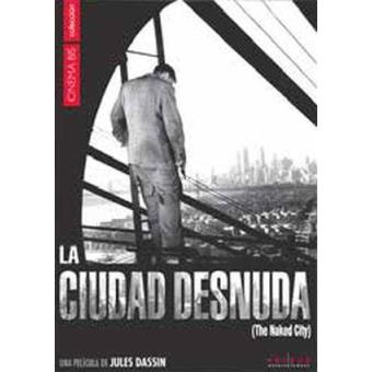 La ciudad desnuda - DVD