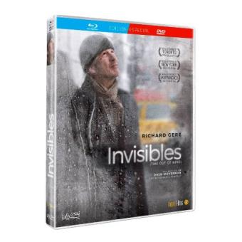 Invisibles - Blu-Ray + DVD