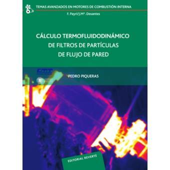 Cálculo Termofluidodinámico de filtros de partículas de flujo de pared