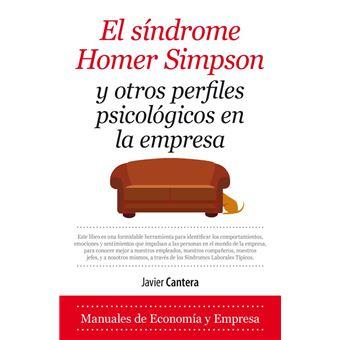 El síndrome Homer Simpson y otros perfiles psicológicos en la empresa