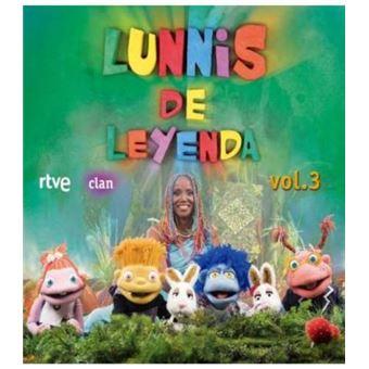 Lunnis de leyenda Vol. 3 + DVD