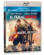 Al filo del mañana - Blu-Ray + DVD + Copia digital
