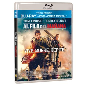 Al filo del mañana - Blu-Ray + DVD + Copia digital