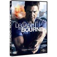 El legado de Bourne - DVD
