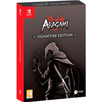 Aragami Shadow Edition Signature Edition Nintendo Switch En