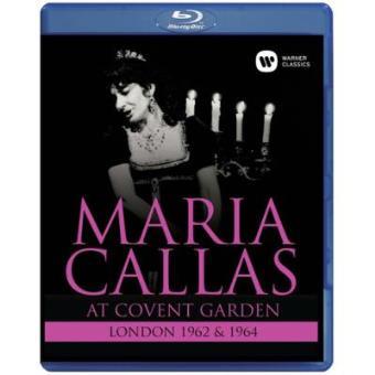 Callas At Covent Garden: London 62 & 64 (Formato Blu-ray)