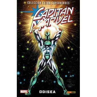 Colección Extra Superhéroes 71. Capitán Marvel 4 Odisea
