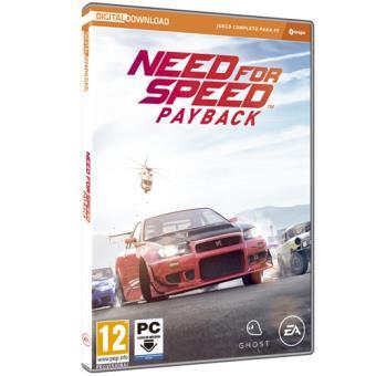 Need for Speed Payback (código descarga) PC
