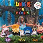 Lunnis de leyenda Vol. 5 - CD + DVD