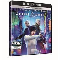 Ghost in the Shell: El alma de la máquina  - UHD + Blu-Ray
