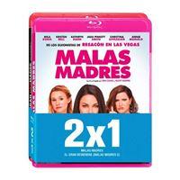 Pack Malas Madres + El gran desmadre - Blu-Ray