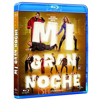 Mi gran noche - Blu-Ray