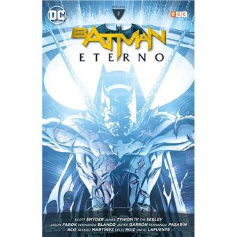 Batman Eterno: Integral vol. 02 (de 2)