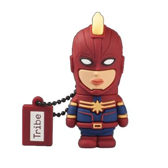 Pendrive Memoria USB 2.0 Capitana Marvel 32GB