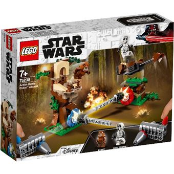 LEGO Star Wars TM 75238 Action Battle: Asalto a Endor™