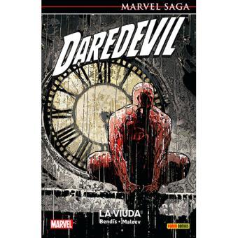 Marvel Saga. Daredevil 11: La viuda