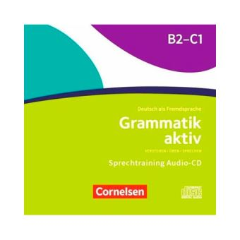 Grammatik Aktiv B2/C1 + CD