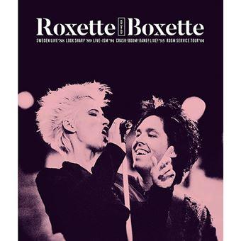 Boxette - 4 DVD