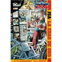 JSA (Sociedad de la Justicia de América): La edad de oro