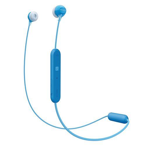Auriculares Bluetooth Sony WI-C300L Azul