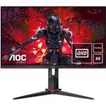 "Monitor gaming AOC Q27G2U/BK 27"" QHD 144Hz"