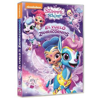 Shimmer & Shine 9 -  Flight of the Zahracornos - DVD